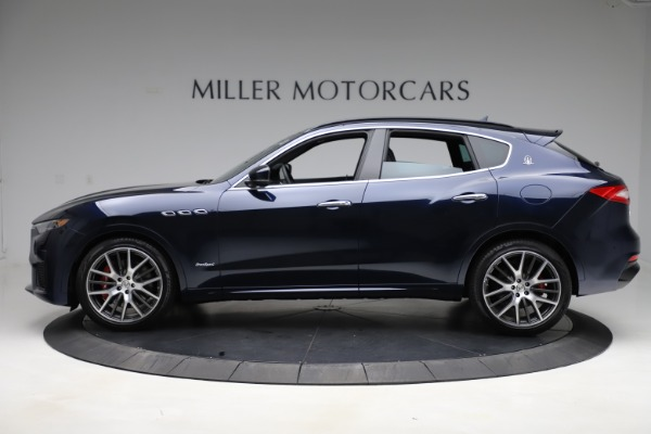 New 2019 Maserati Levante S GranSport for sale $110,855 at Bentley Greenwich in Greenwich CT 06830 3