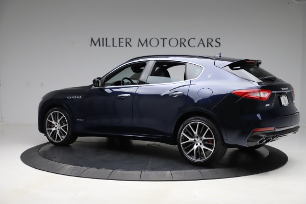 New 2019 Maserati Levante S GranSport for sale $110,855 at Bentley Greenwich in Greenwich CT 06830 4