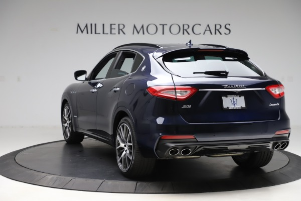 New 2019 Maserati Levante S GranSport for sale $110,855 at Bentley Greenwich in Greenwich CT 06830 5
