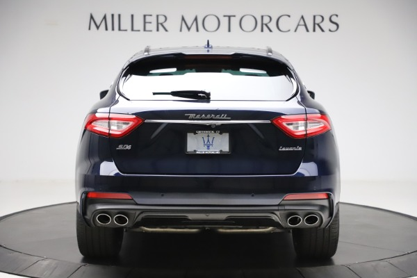 New 2019 Maserati Levante S GranSport for sale $110,855 at Bentley Greenwich in Greenwich CT 06830 6