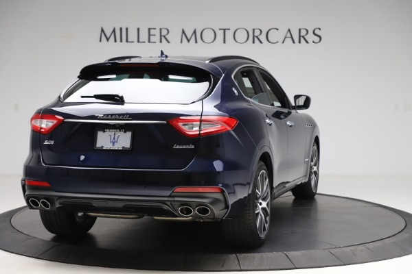 New 2019 Maserati Levante S GranSport for sale $110,855 at Bentley Greenwich in Greenwich CT 06830 7