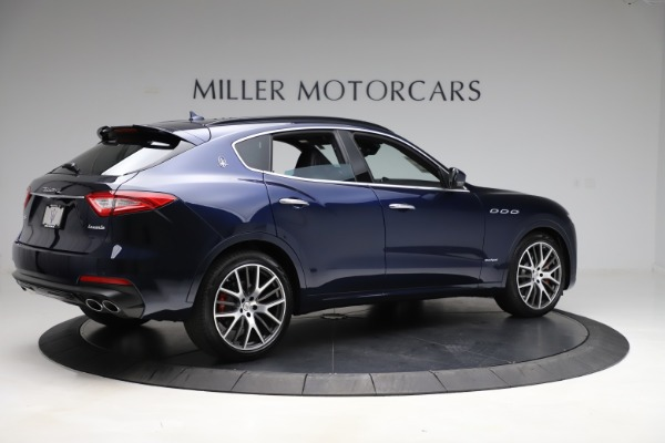 New 2019 Maserati Levante S GranSport for sale $110,855 at Bentley Greenwich in Greenwich CT 06830 8