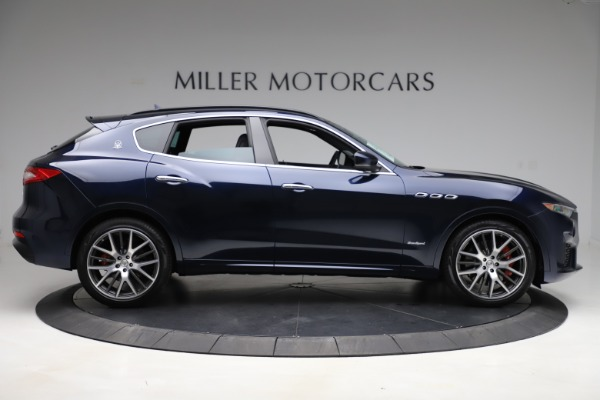 New 2019 Maserati Levante S GranSport for sale $110,855 at Bentley Greenwich in Greenwich CT 06830 9