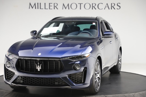 New 2019 Maserati Levante S GranSport for sale $110,855 at Bentley Greenwich in Greenwich CT 06830 1
