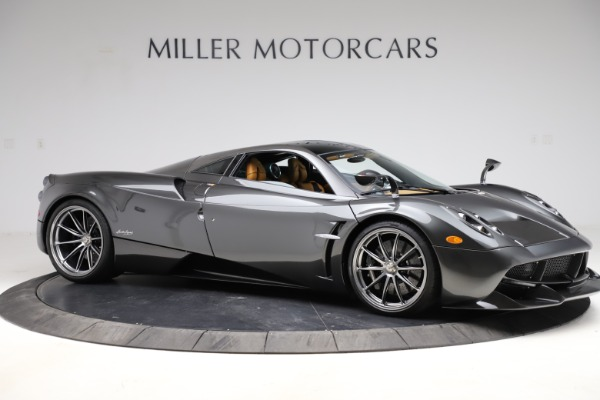 Used 2014 Pagani Huayra Tempesta for sale Call for price at Bentley Greenwich in Greenwich CT 06830 10