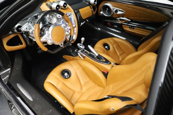 Used 2014 Pagani Huayra Tempesta for sale Call for price at Bentley Greenwich in Greenwich CT 06830 13
