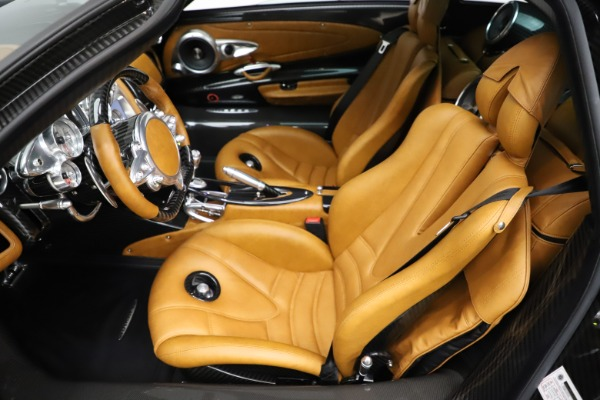 Used 2014 Pagani Huayra Tempesta for sale Call for price at Bentley Greenwich in Greenwich CT 06830 14