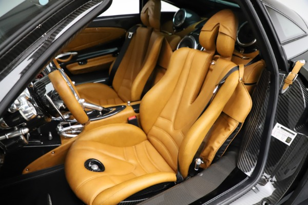 Used 2014 Pagani Huayra Tempesta for sale Call for price at Bentley Greenwich in Greenwich CT 06830 15