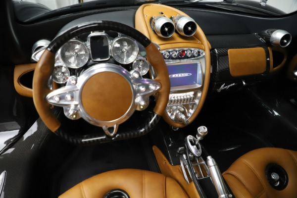 Used 2014 Pagani Huayra Tempesta for sale Call for price at Bentley Greenwich in Greenwich CT 06830 16