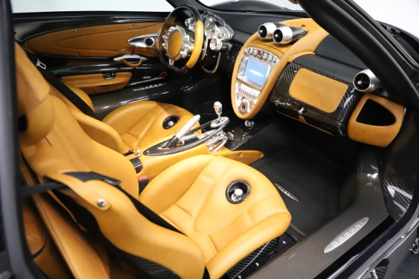 Used 2014 Pagani Huayra Tempesta for sale Call for price at Bentley Greenwich in Greenwich CT 06830 19