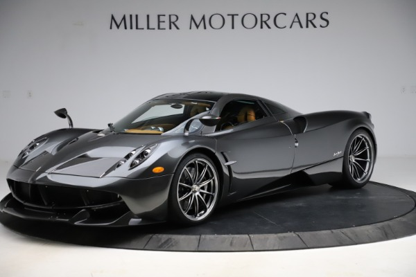 Used 2014 Pagani Huayra Tempesta for sale Call for price at Bentley Greenwich in Greenwich CT 06830 2