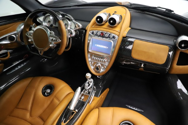 Used 2014 Pagani Huayra Tempesta for sale $2,195,000 at Bentley Greenwich in Greenwich CT 06830 21