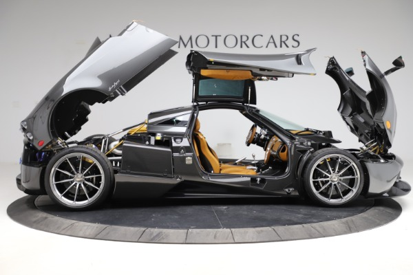 Used 2014 Pagani Huayra Tempesta for sale Call for price at Bentley Greenwich in Greenwich CT 06830 22