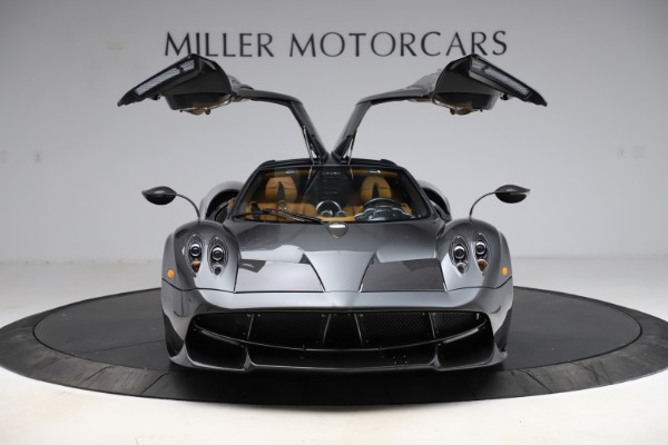 Used 2014 Pagani Huayra Tempesta for sale Call for price at Bentley Greenwich in Greenwich CT 06830 24