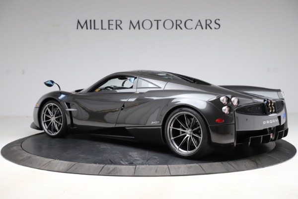 Used 2014 Pagani Huayra Tempesta for sale Call for price at Bentley Greenwich in Greenwich CT 06830 4