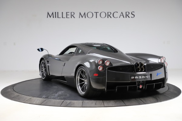 Used 2014 Pagani Huayra Tempesta for sale Call for price at Bentley Greenwich in Greenwich CT 06830 5