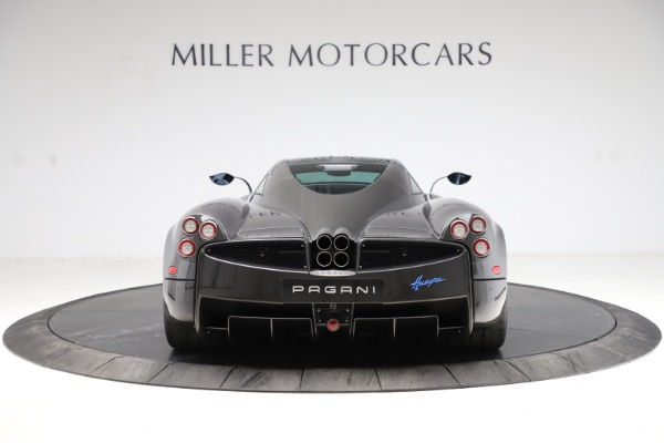 Used 2014 Pagani Huayra Tempesta for sale Call for price at Bentley Greenwich in Greenwich CT 06830 6