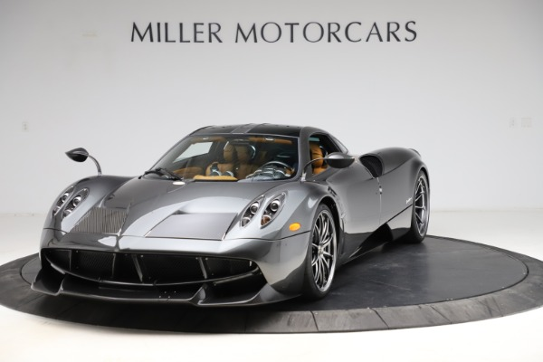 Used 2014 Pagani Huayra Tempesta for sale $2,195,000 at Bentley Greenwich in Greenwich CT 06830 1