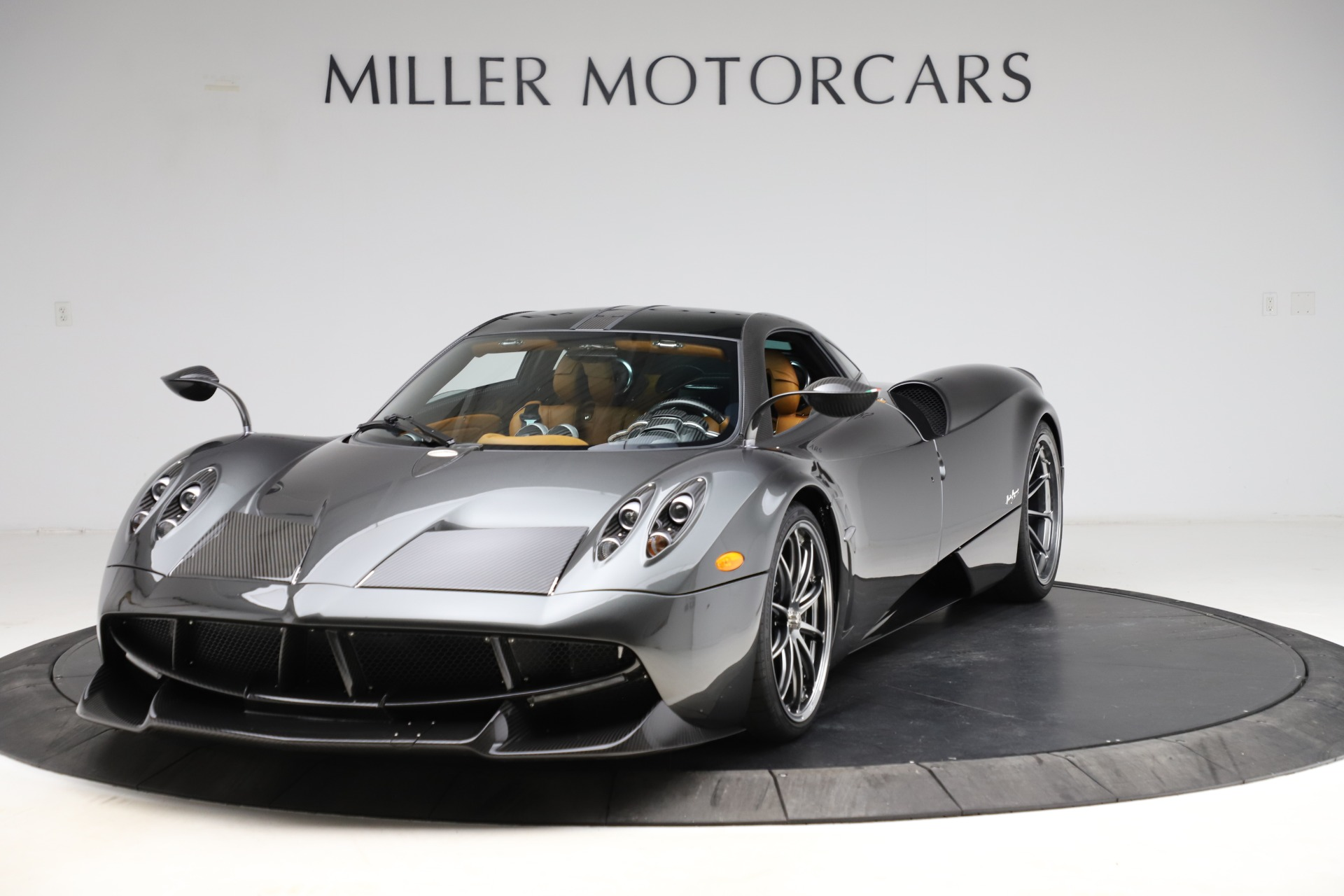 Used 2014 Pagani Huayra Tempesta for sale Call for price at Bentley Greenwich in Greenwich CT 06830 1