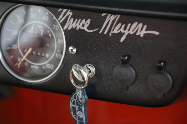 Used 1966 Meyers Manx Dune Buggy for sale $65,900 at Bentley Greenwich in Greenwich CT 06830 20