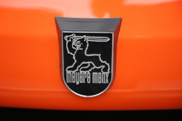 Used 1966 Meyers Manx Dune Buggy for sale $65,900 at Bentley Greenwich in Greenwich CT 06830 22