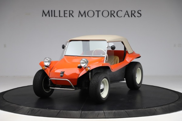 Used 1966 Meyers Manx Dune Buggy for sale $65,900 at Bentley Greenwich in Greenwich CT 06830 1