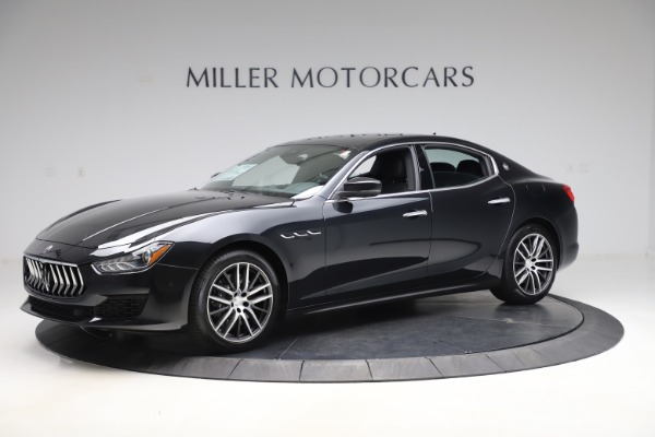 New 2019 Maserati Ghibli S Q4 for sale $91,165 at Bentley Greenwich in Greenwich CT 06830 2