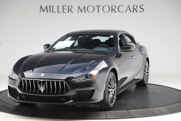 New 2019 Maserati Ghibli S Q4 for sale $91,165 at Bentley Greenwich in Greenwich CT 06830 1