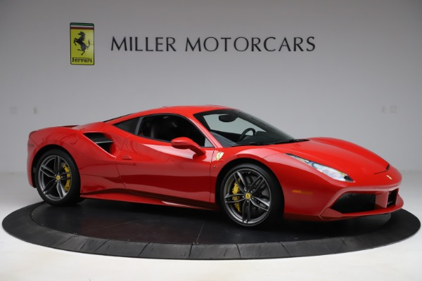 Used 2018 Ferrari 488 GTB for sale $249,900 at Bentley Greenwich in Greenwich CT 06830 10