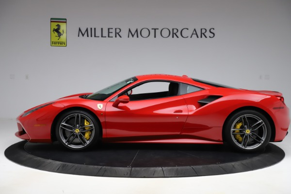 Used 2018 Ferrari 488 GTB for sale $249,900 at Bentley Greenwich in Greenwich CT 06830 3