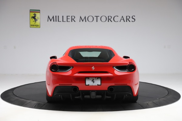 Used 2018 Ferrari 488 GTB for sale $249,900 at Bentley Greenwich in Greenwich CT 06830 6