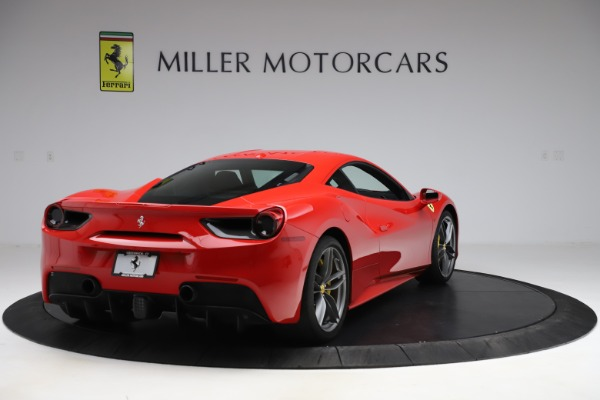Used 2018 Ferrari 488 GTB for sale $249,900 at Bentley Greenwich in Greenwich CT 06830 7