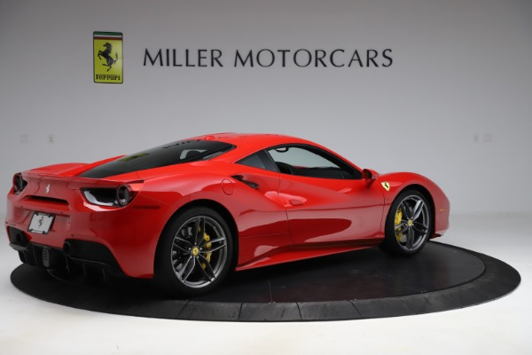 Used 2018 Ferrari 488 GTB for sale $249,900 at Bentley Greenwich in Greenwich CT 06830 8