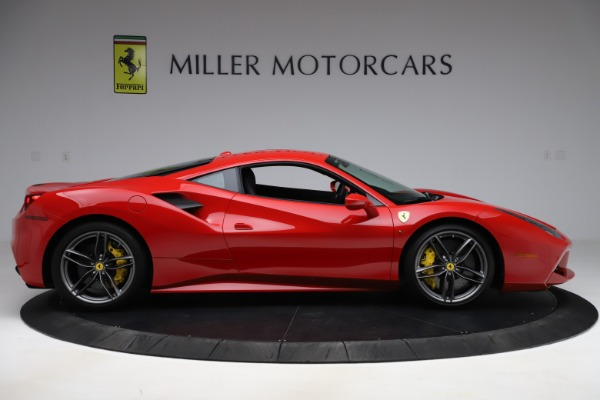 Used 2018 Ferrari 488 GTB for sale $249,900 at Bentley Greenwich in Greenwich CT 06830 9