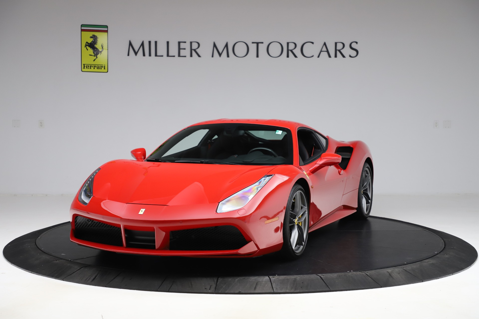 Used 2018 Ferrari 488 GTB for sale $249,900 at Bentley Greenwich in Greenwich CT 06830 1