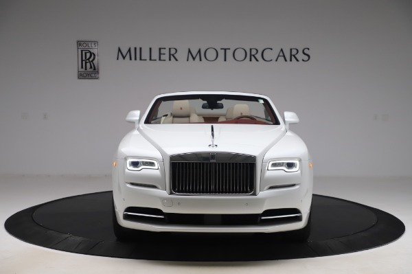 Used 2016 Rolls-Royce Dawn for sale $239,900 at Bentley Greenwich in Greenwich CT 06830 2
