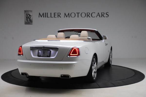 Used 2016 Rolls-Royce Dawn for sale $239,900 at Bentley Greenwich in Greenwich CT 06830 6