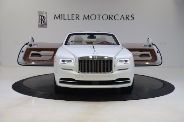 Used 2016 Rolls-Royce Dawn for sale $239,900 at Bentley Greenwich in Greenwich CT 06830 9