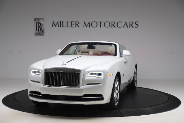Used 2016 Rolls-Royce Dawn for sale $239,900 at Bentley Greenwich in Greenwich CT 06830 1