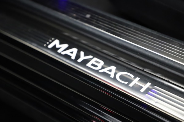 Used 2016 Mercedes-Benz S-Class Mercedes-Maybach S 600 for sale $87,900 at Bentley Greenwich in Greenwich CT 06830 20