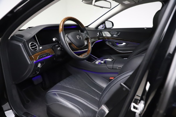 Used 2016 Mercedes-Benz S-Class Mercedes-Maybach S 600 for sale $87,900 at Bentley Greenwich in Greenwich CT 06830 21