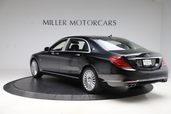 Used 2016 Mercedes-Benz S-Class Mercedes-Maybach S 600 for sale $87,900 at Bentley Greenwich in Greenwich CT 06830 5