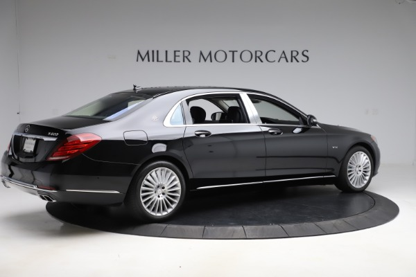 Used 2016 Mercedes-Benz S-Class Mercedes-Maybach S 600 for sale $87,900 at Bentley Greenwich in Greenwich CT 06830 8