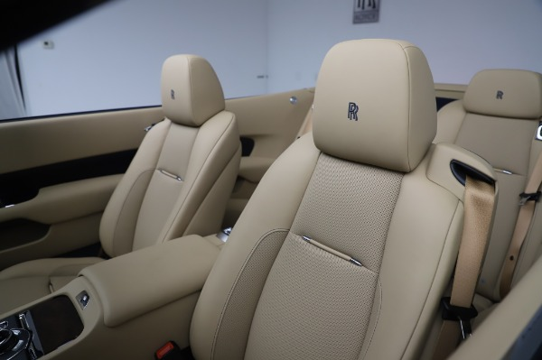 New 2020 Rolls-Royce Dawn for sale $382,100 at Bentley Greenwich in Greenwich CT 06830 17