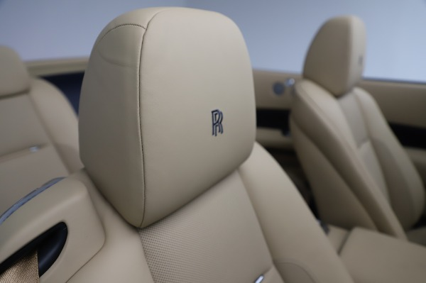 New 2020 Rolls-Royce Dawn for sale $382,100 at Bentley Greenwich in Greenwich CT 06830 26