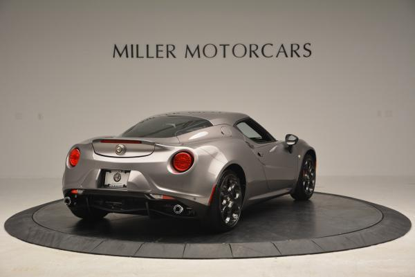 New 2016 Alfa Romeo 4C for sale Sold at Bentley Greenwich in Greenwich CT 06830 7
