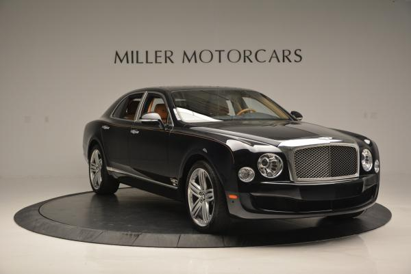 Used 2013 Bentley Mulsanne Le Mans Edition- Number 1 of 48 for sale Sold at Bentley Greenwich in Greenwich CT 06830 11