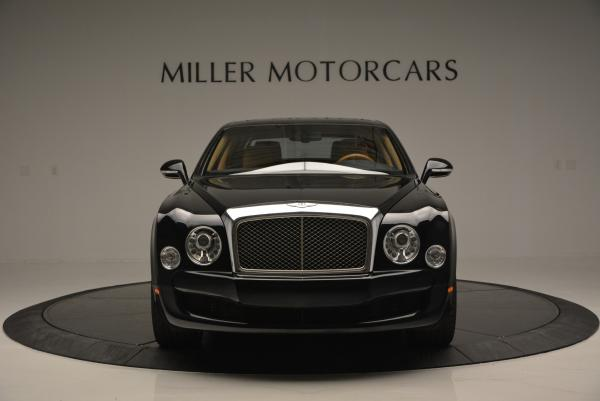 Used 2013 Bentley Mulsanne Le Mans Edition- Number 1 of 48 for sale Sold at Bentley Greenwich in Greenwich CT 06830 12