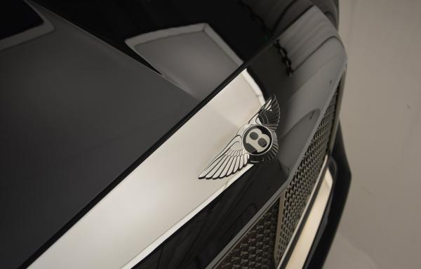 Used 2013 Bentley Mulsanne Le Mans Edition- Number 1 of 48 for sale Sold at Bentley Greenwich in Greenwich CT 06830 13