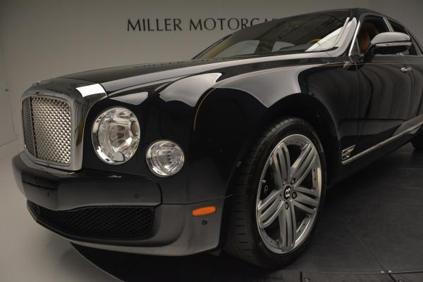 Used 2013 Bentley Mulsanne Le Mans Edition- Number 1 of 48 for sale Sold at Bentley Greenwich in Greenwich CT 06830 15